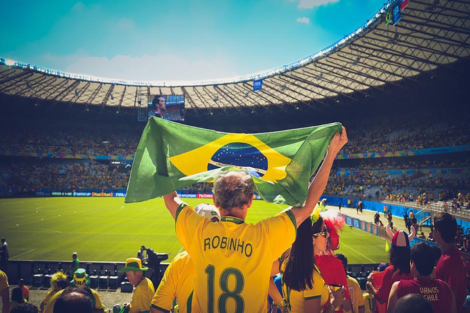 Maillot de football du Brésil